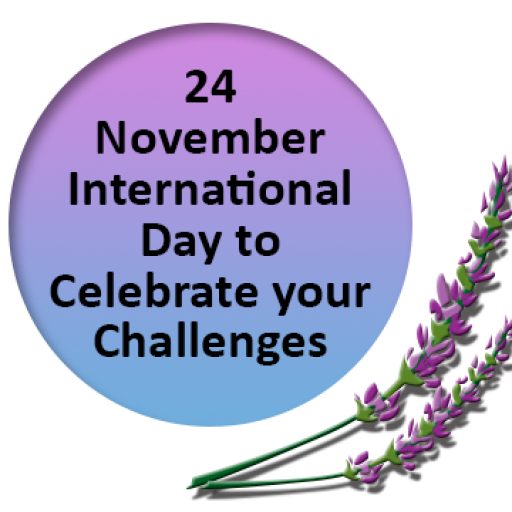 Celebrate Your Challenges Day